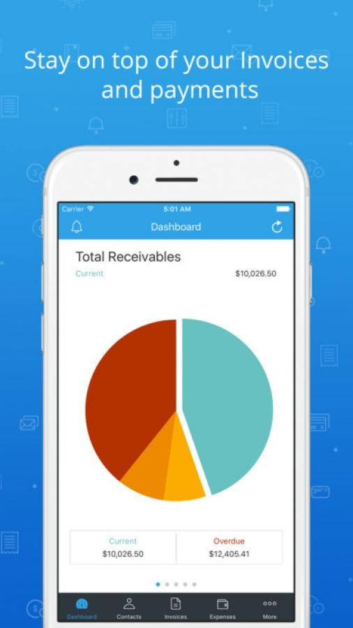 Zoho Books - Accounting App