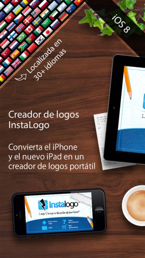 Creador de logos Insta Logo