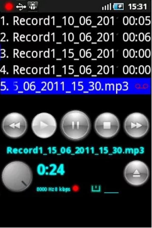 ALON MP3 Dictaphone