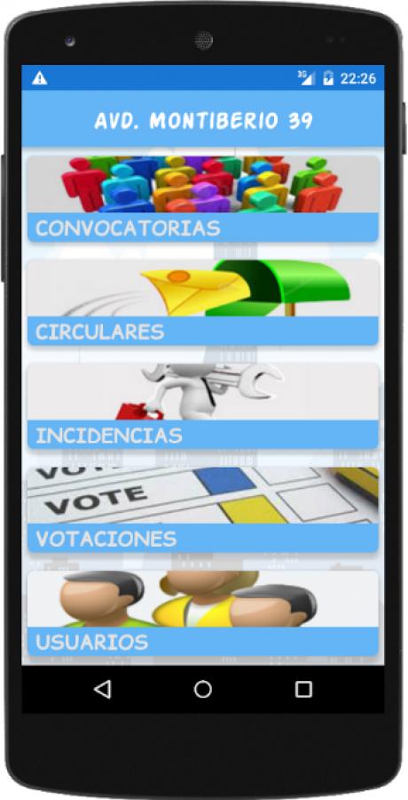 Comunidapp