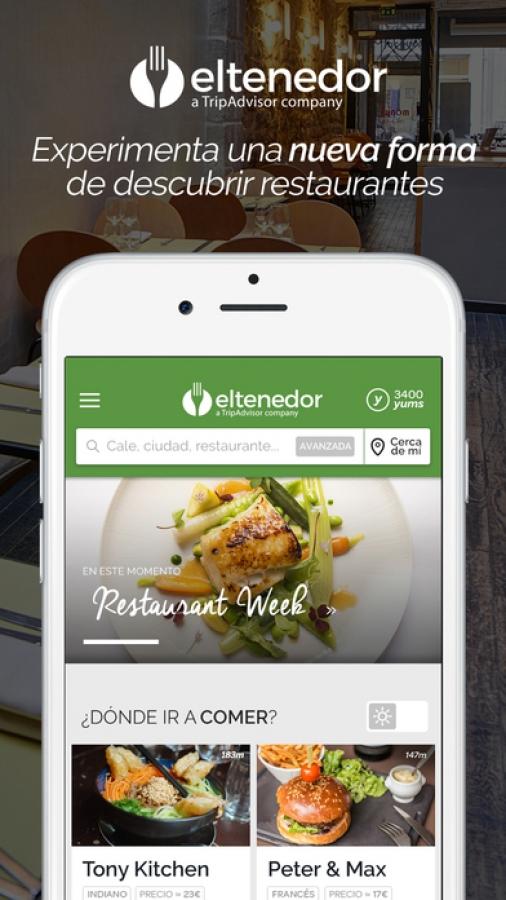 ElTenedor Restaurantes