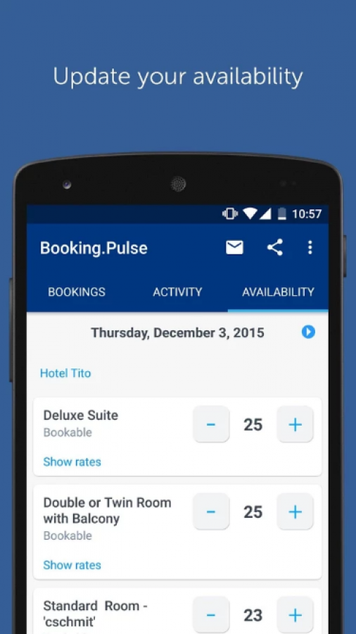 Pulse - Accommodation App