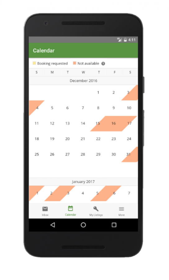 App Proprietari - TripAdvisor