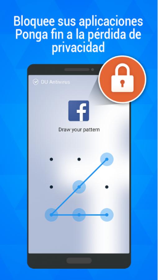 DU Antivirus - Lock app, video