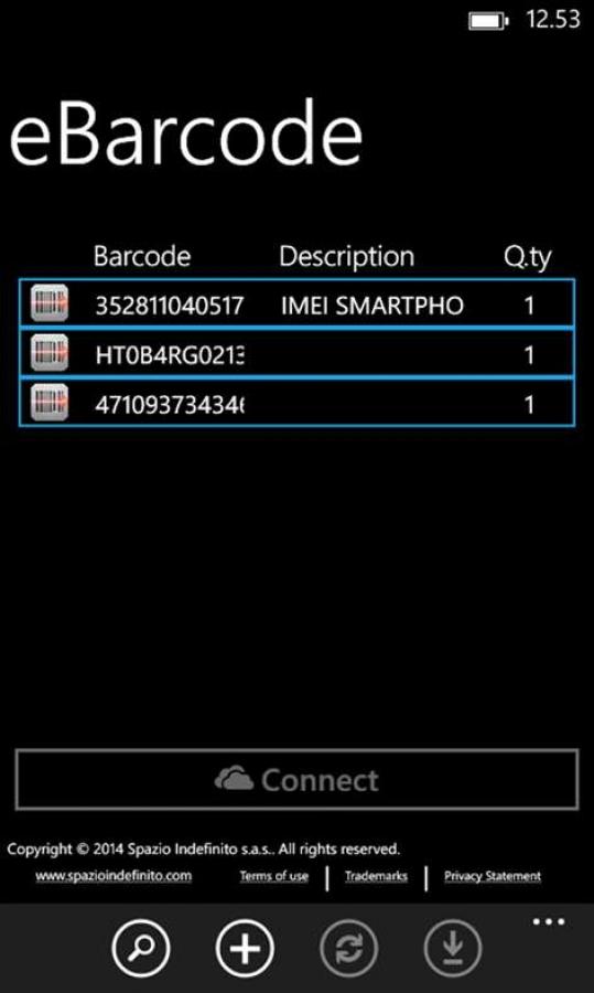 eBarcode