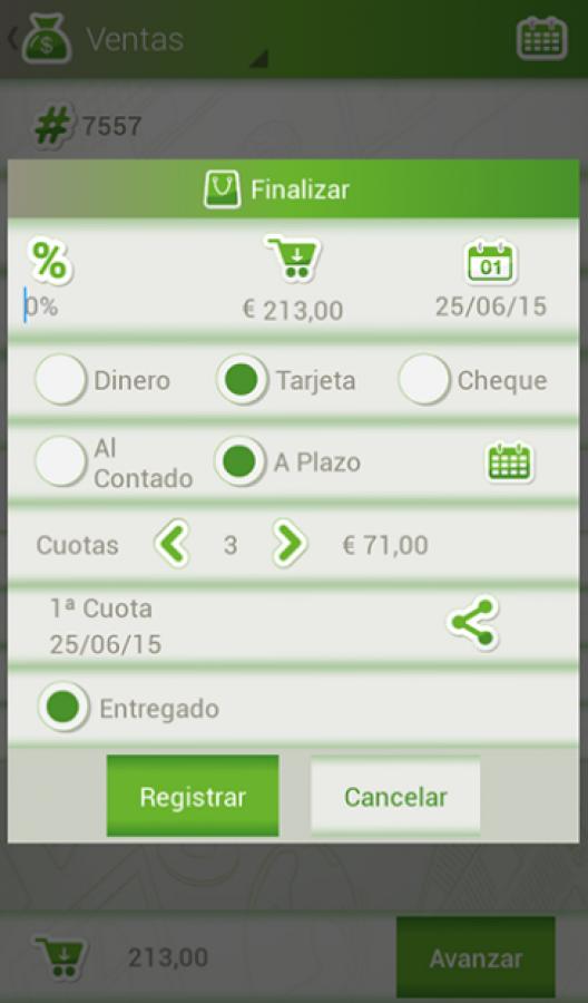 CUKE - Ventas, Stock y Caja