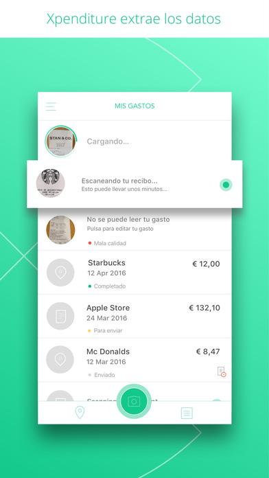 Xpenditure - Gastos & Recibos