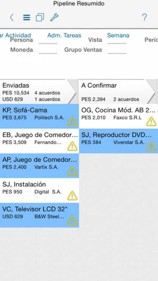 Standard ERP