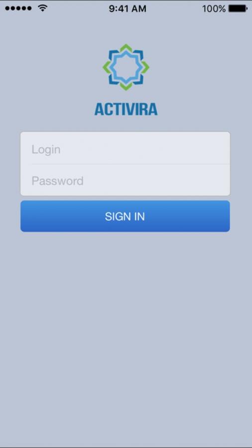 Activira ERP