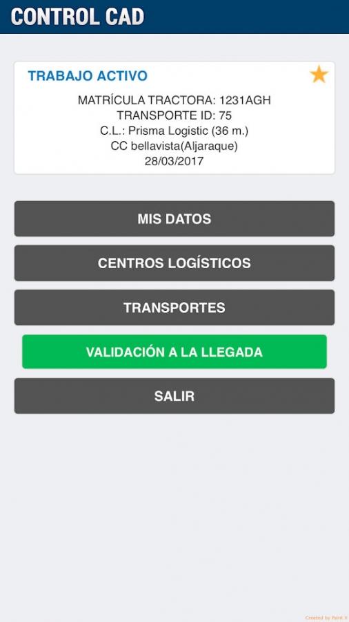 Control CAD
