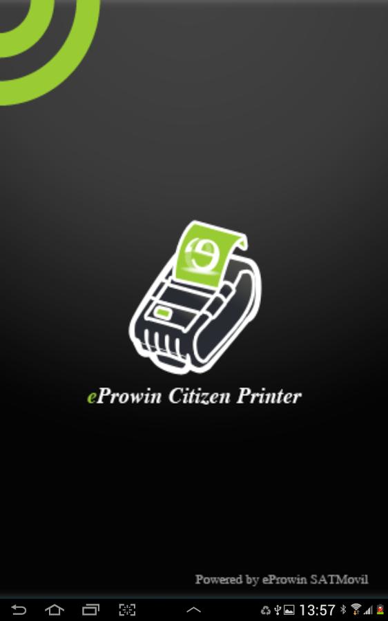 Citizen Printer CMP-20