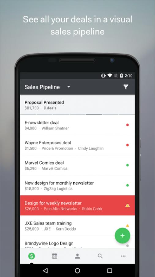 Pipedrive – CRM de ventas