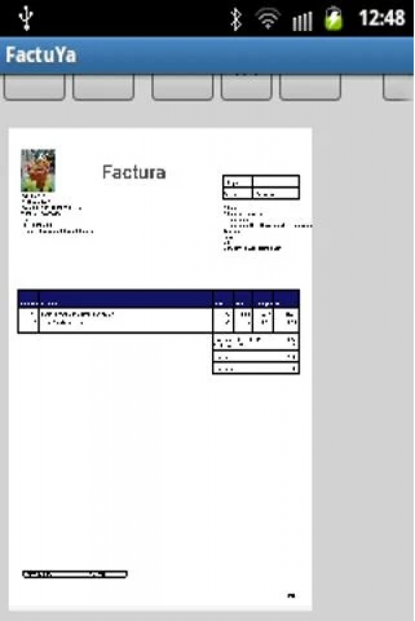 FactuYa Full (Facturas PDF)