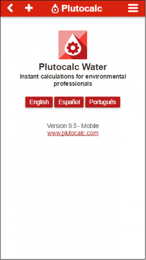 Plutocalc+ Agua y Efluentes